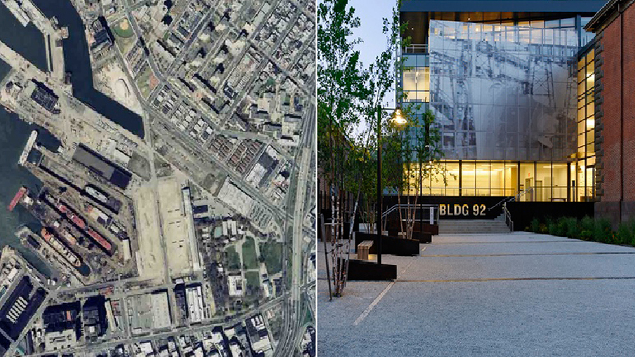 Brooklyn Navy Yard: Sustainable Architecture and Industry Tour